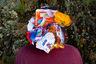 """Сергей, 62 года. <br></br> <i>Картон, полиэтиленовые пакеты, немаркированный пластик, ламинированная пластиком бумага, фольгированный пластик, полипропилен, бумага, колбасная оболочка</i>. <br></br> «Всю жизнь знал, что выделяются площади для мусора, и это нормально. Считал, что другое невозможно придумать или создать. Но сейчас получается, что даже в нашей стране, с ее необъятными просторами, назрела проблема.  <br></br> Год назад с семьей задумались о происходящем — стали сортировать отходы и увидели, какой оставляем след. До вывоза в пункт сбора проходит два-три месяца — отходы занимают отдельное помещение. Чтобы их вывезти, нужно загрузить джип под завязку, около сотни килограммов. Море пластика, бутылок из-под детского молока. Два-три человека производят такое количество — ужас. Когда грузишь все в автомобиль — испытываешь негативные чувства от мыслей, что ты на этой планете творишь. Потом появляется некоторое удовлетворение, когда видишь очередь, волонтеров, заряжаешься положительной энергией. Люди приходят с небольшими объемами. Вероятно, сдают чаще. А ты минут пятнадцать принимаешь от сына мешки, которые он таскает из машины.  <br></br> Готов ли я менять свои потребительские привычки? Не готов. Мотив сохранить мир, дать возможность другим поколениям жить в нормальных условиях, справедлив. Но он не пересилит привычки покупать и потреблять здесь и сейчас.  <br></br> Никого не интересует даже то, что мы сидим на ядерных бомбах. У нас рядом """"Тополя"""" по трассам ползают, дороги перекрывают. И когда через 15 минут мира может не быть, мы будем думать, как сохранить его для будущих поколений? Неизвестно, сколько нам осталось жить, а я буду думать, что не стоит покупать себе лишнее мороженое?»"""