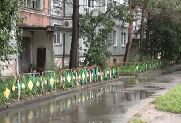Дом, в котором жила Софья Жукова