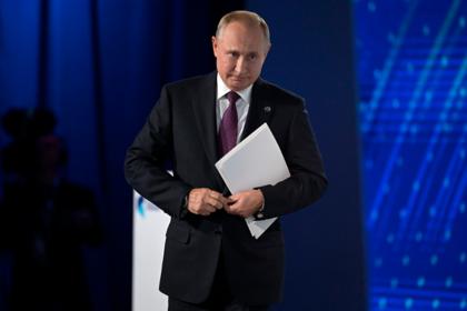 Что Путин думает о России 90-х, мировом порядке, успехах в войне и Трампе