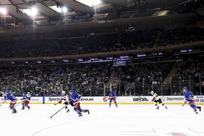 НХЛ собралась в Россию