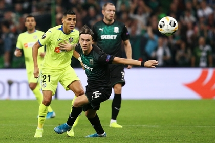 «Краснодар» вслед за ЦСКА снова проиграл в Лиге Европы