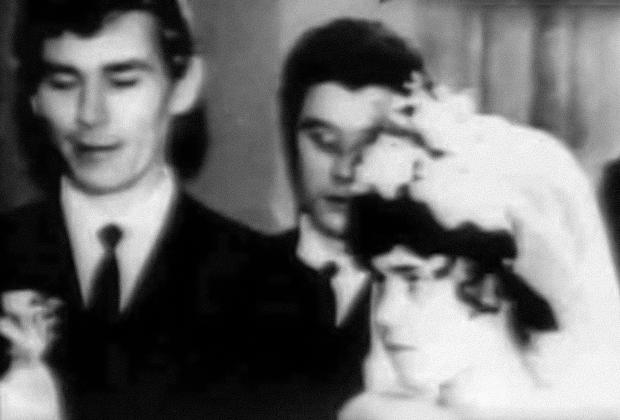 Геннадий Михасевич с невестой