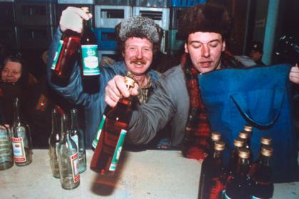 Как водка стала частью российской истории и превратилась в миф о россиянах