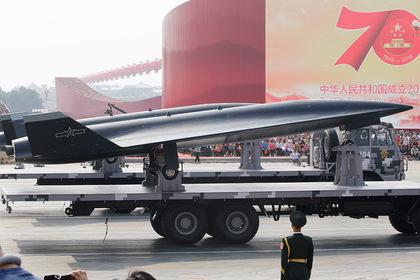 Китай раньше России обзавелся сверхзвуковым беспилотником