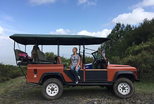 Сафари в Танзании. Национальный парк Аруша.
