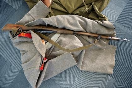 Россия поделилась с ЦАР винтовками образца 1944 года