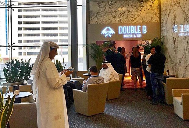 Точка в Дубае
