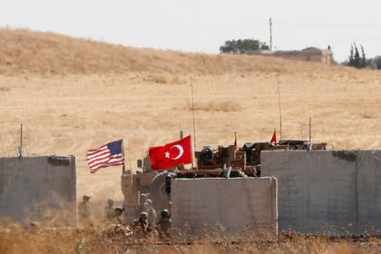 США отказались участвовать в военной операции в Сирии