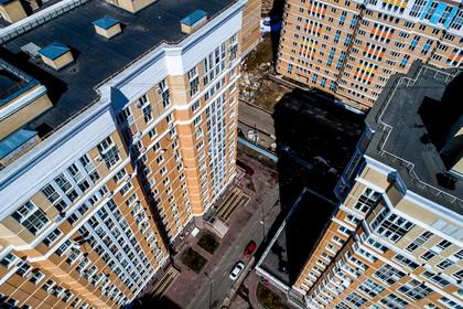 В российском регионе запретили строить дома выше десяти этажей