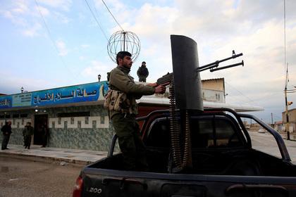 Курды назвали «ударом ножом в спину» уход США перед операцией Турции