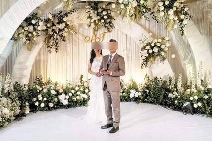 Самозванец-миллионер сыграл роскошную свадьбу и заставил невесту платить