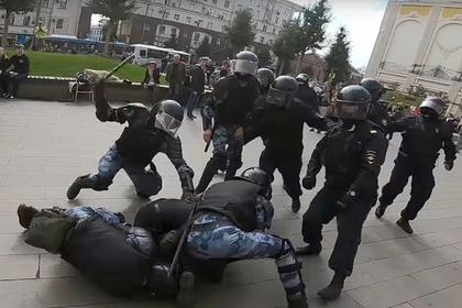 Росгвардия не нашла нарушений при задержании актера Устинова
