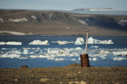 Российские военные успешно очистили загрязненные территории в Арктике