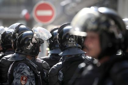 МВД отчиталось о предотвращении беспорядков перед выборами в Москве