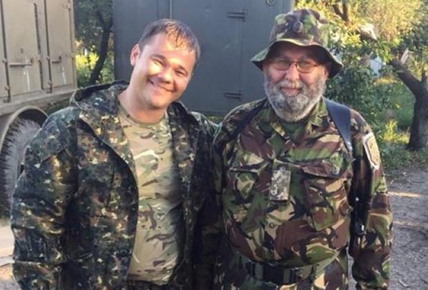 Андрей Богдан и Игорь Коломойский
