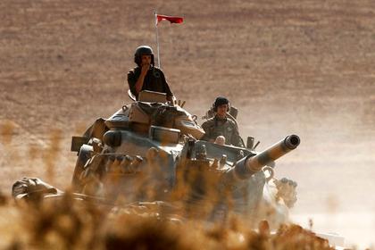 Турция разрешила себе воевать в Сирии