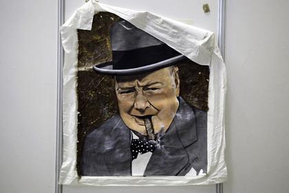 Недокуренную Черчиллем сигару выставили на аукцион