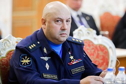 Сергей Суровикин Фото: Михаил Метцель / ТАСС