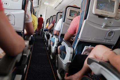Путешественники рассказали о клопах и плесени в российских самолетах