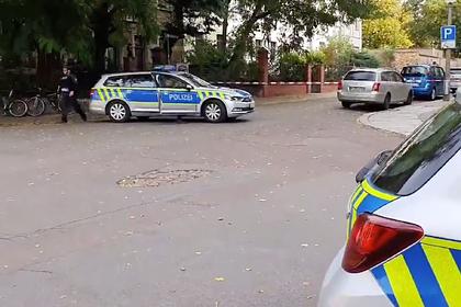 Неизвестный расстрелял людей у синагоги в Германии