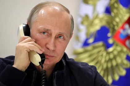 Эрдоган рассказал Путину о грядущем вторжении в Сирию