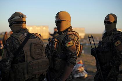 Курды ответили Турции обстрелом города