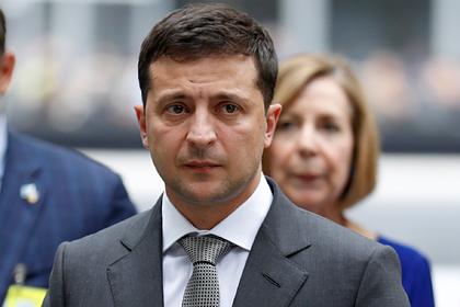 Зеленский назвал встречу сПутиным условием предотвращения  войны вДонбассе