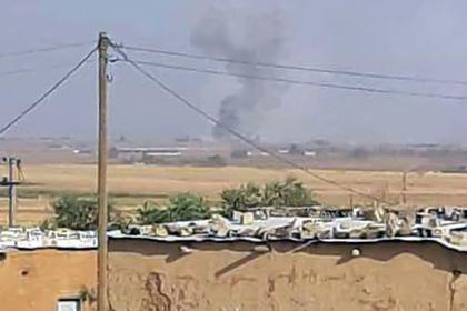 Курды ответили на операцию Турции поджогом нефтяных скважин