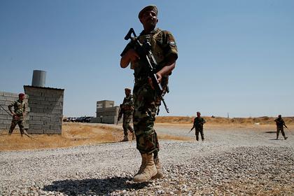 Курды отразили атаку турецкой армии в Сирии