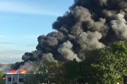 Взрыв произошел возле аэропорта в Австрии