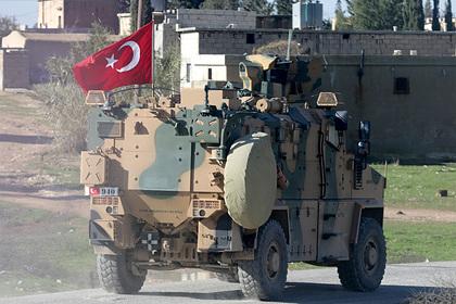 Курды отчитались о первых убитых турках