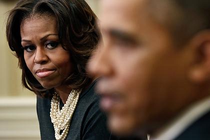 Мишель Обама о тайнах Белого дома