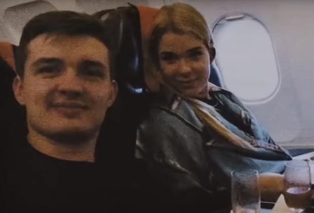 Владислав Марусов и Анна Малая