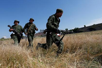 Украина снова сорвала отвод войск в Донбассе