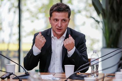 Зеленский обвинил Белый дом в подрыве дипломатических отношений с Украиной
