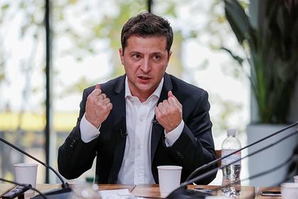 Зеленский рассказал о реакции Меркель на его критику