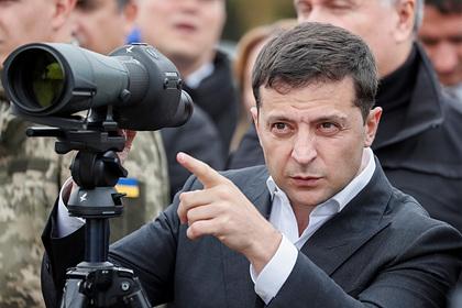 Зеленский отказался вводить военное положение из-за Донбасса