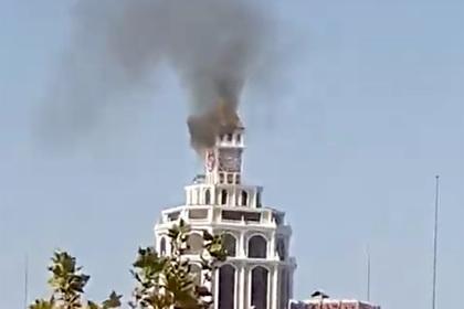 «Пожар» в пятизвездочном отеле в Грузии оказался прочисткой котлов