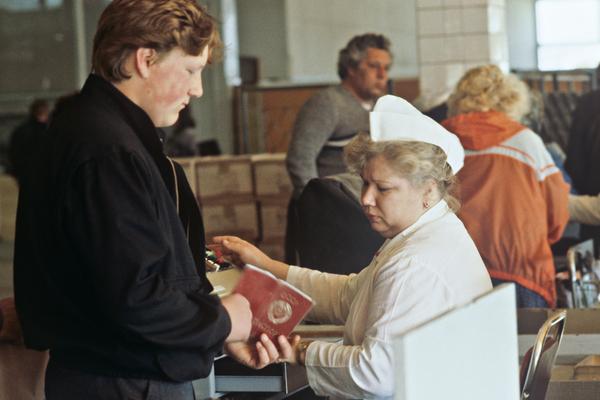 Торговля товарами в Москве по паспортам с московской пропиской
