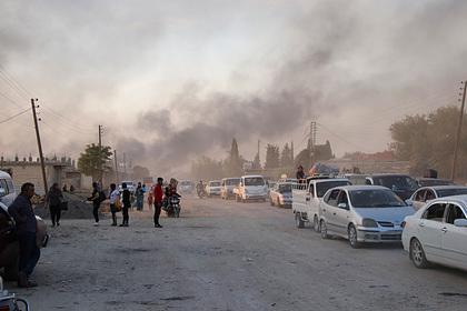 Сирия обвинила Эрдогана в развязывании бойни