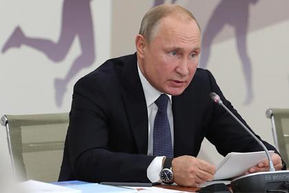 Путин высказался об идее футбольного «колхоза»