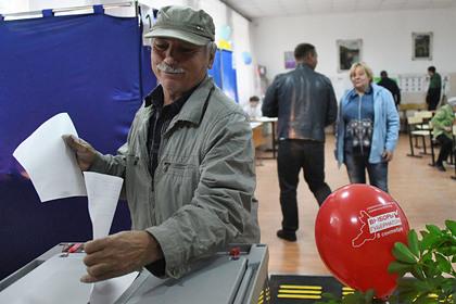 Россияне стали больше доверять итогам выборов