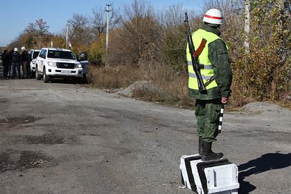 Разведение войск в Донбассе окончательно сорвано