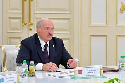 Лукашенко предложил устроить встречу Путина и Зеленского