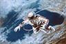 «Сейчас космонавты и астронавты — штучный товар. Таких людей мало, и они работают вместе, несмотря на все политические проблемы. У нас там проблем никаких нет — идет работа».