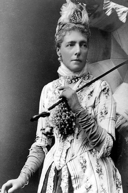Мария Генриетта Австрийская (1836-1902) вышла замуж за Леопольда II в 1853 году