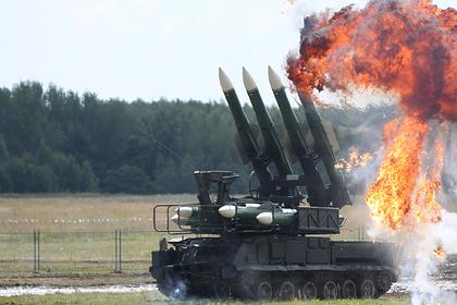 На позициях Киева в Донбассе заметили «Бук»