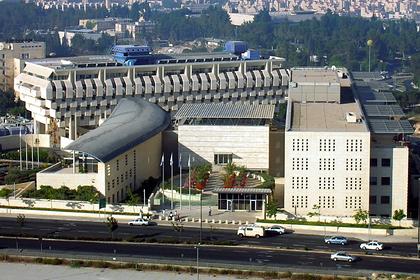 Здание МИД Израиля