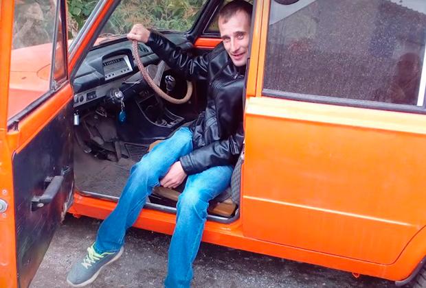 Михаил Туватин, подозреваемый в убийстве