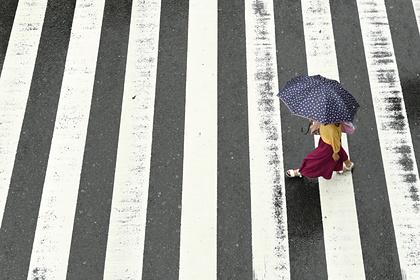 Из-за тайфуна в Японии погибли два человека